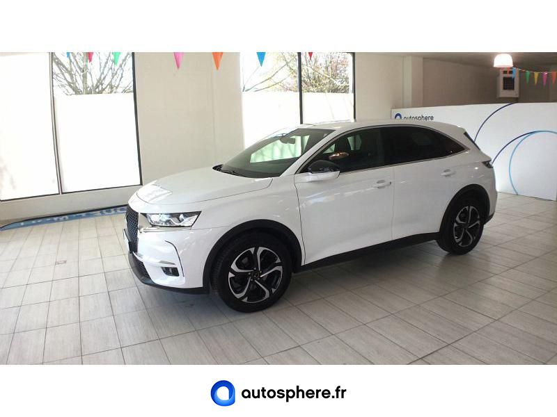 DS DS 7 CROSSBACK BLUEHDI 130CH DRIVE EFFICIENCY SO CHIC - Miniature 1