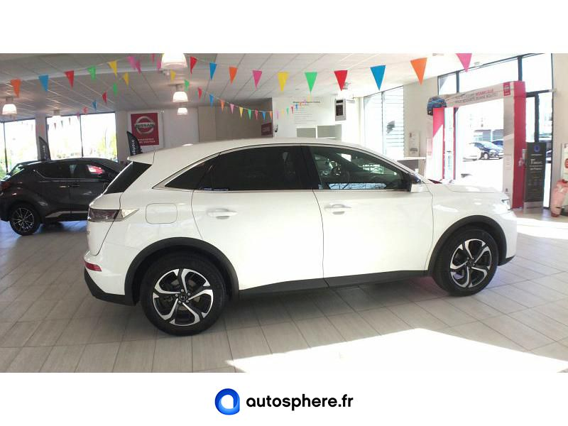 DS DS 7 CROSSBACK BLUEHDI 130CH DRIVE EFFICIENCY SO CHIC - Miniature 2