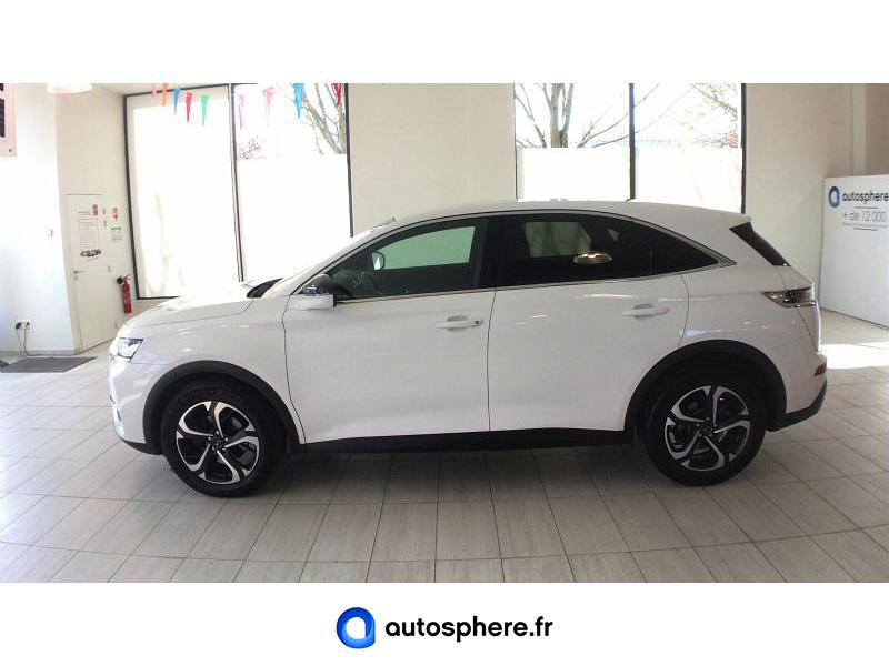 DS DS 7 CROSSBACK BLUEHDI 130CH DRIVE EFFICIENCY SO CHIC - Miniature 3