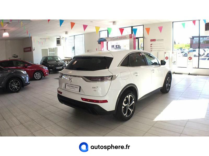 DS DS 7 CROSSBACK BLUEHDI 130CH DRIVE EFFICIENCY SO CHIC - Miniature 4