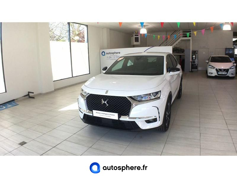 DS DS 7 CROSSBACK BLUEHDI 130CH DRIVE EFFICIENCY SO CHIC - Miniature 5