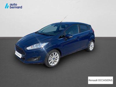 Ford Fiesta 1.0 EcoBoost 125ch Stop&Start Titanium 5p occasion