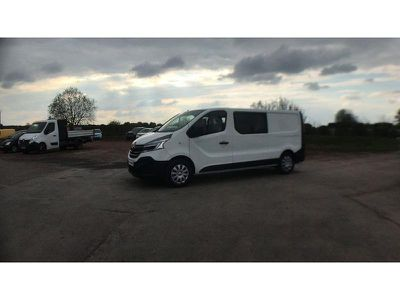 Leasing Renault Trafic L2h1 1200 2.0 Dci 145ch Energy Cabine Approfondie Grand Confort E6