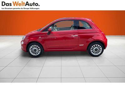 Fiat 500 0.9 8v TwinAir 85ch S&S Lounge occasion