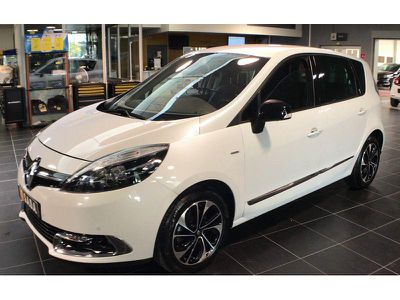 Leasing Renault Scenic 1.5 Dci 110ch Energy Bose Eco² 2015