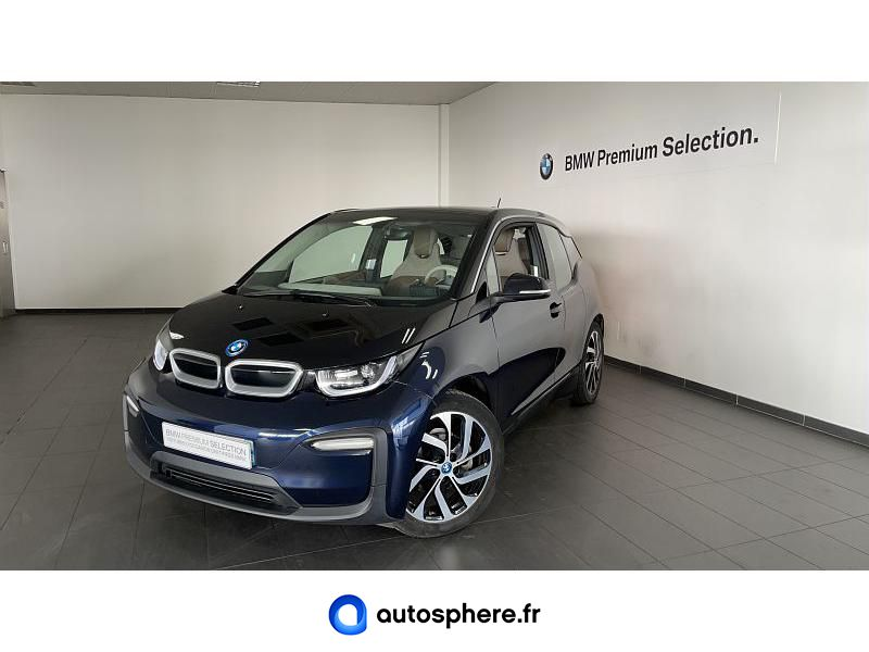 BMW I3 170CH 94AH +CONNECTED LODGE - Miniature 1