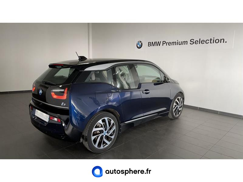 BMW I3 170CH 94AH +CONNECTED LODGE - Miniature 2