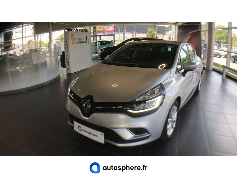RENAULT CLIO 0.9 TCE 90CH ENERGY INTENS 5P - Miniature 1