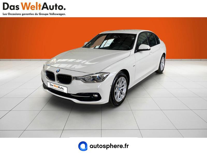 BMW SERIE 3 318IA 136CH LOUNGE PLUS - Photo 1