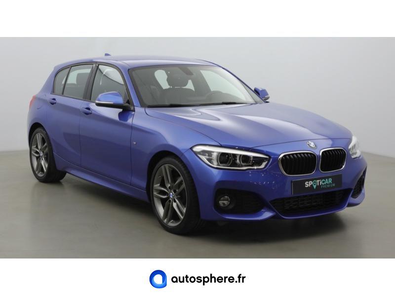 BMW SERIE 1 116I 109CH M SPORT 5P - Miniature 3