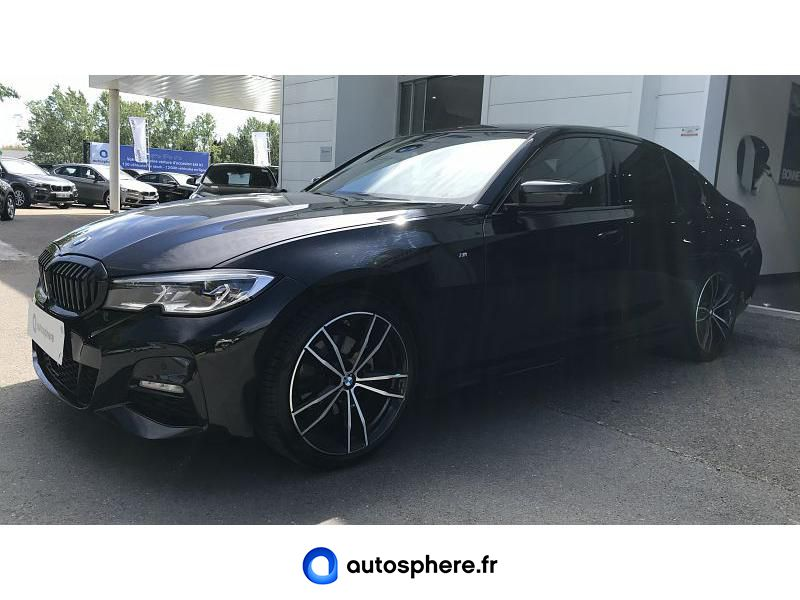 BMW SERIE 3 320DA 190CH M SPORT - Miniature 1