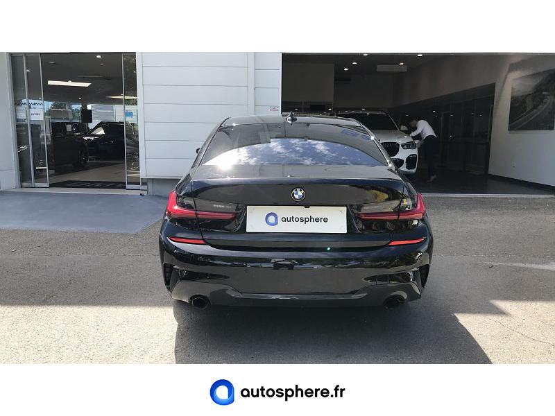 BMW SERIE 3 320DA 190CH M SPORT - Miniature 4