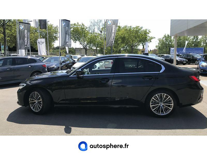 BMW SERIE 3 330EA 292CH LUXURY - Miniature 3