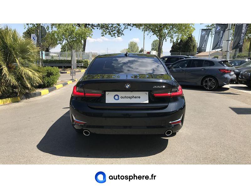 BMW SERIE 3 330EA 292CH LUXURY - Miniature 4