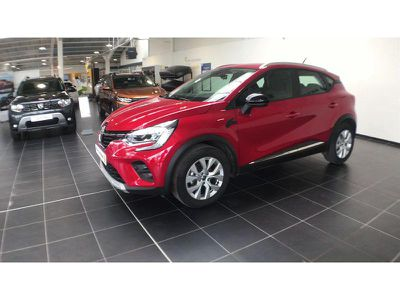 Leasing Renault Captur 1.5 Blue Dci 95ch Business
