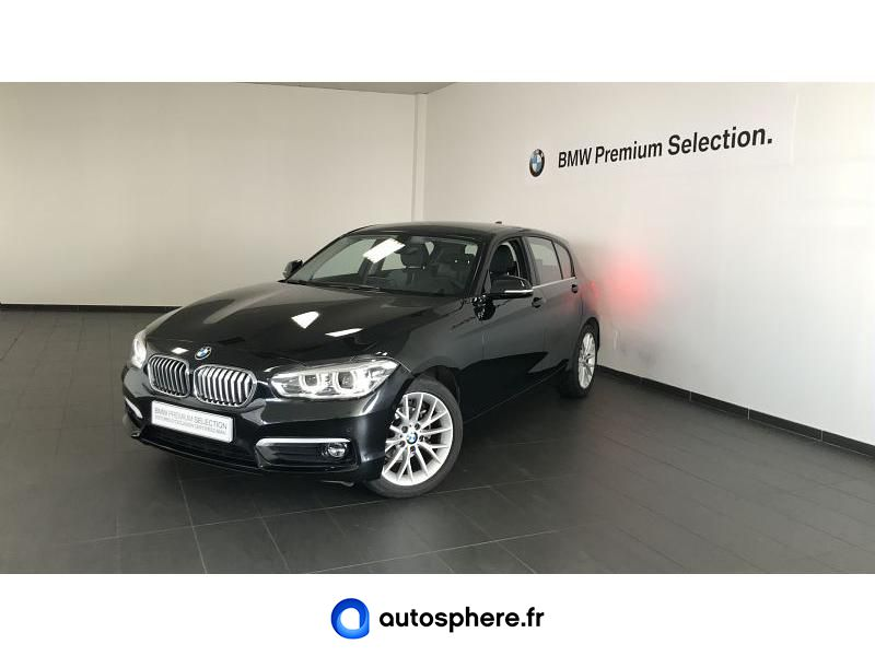 BMW SERIE 1 116I 109CH URBANCHIC 5P - Miniature 1