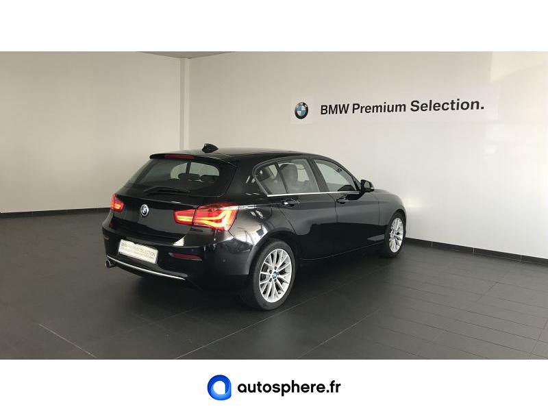 BMW SERIE 1 116I 109CH URBANCHIC 5P - Miniature 2