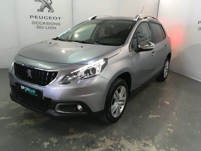 Peugeot 2008 1.2 PureTech 82ch Style occasion