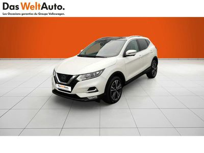 Nissan Qashqai 1.6 DIG-T 163ch N-Connecta occasion