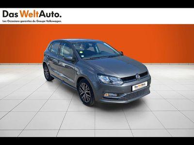 Volkswagen Polo 1.4 TDI 90ch BlueMotion Technology Allstar 3p occasion