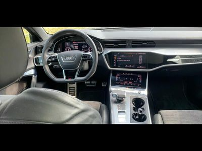 AUDI A6 AVANT 40 TDI 204CH S LINE S TRONIC 7 - Miniature 4