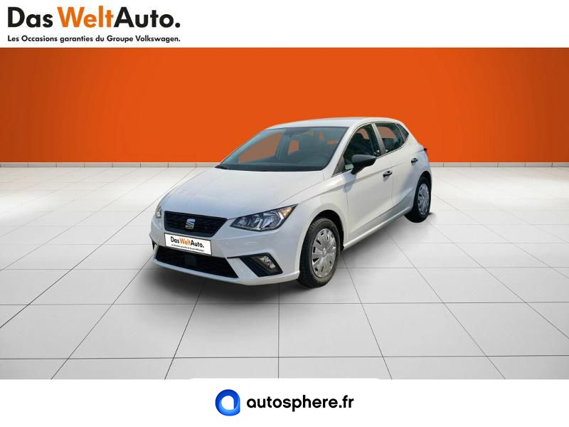 SEAT IBIZA 1.0 MPI 80CH START/STOP REFERENCE BUSINESS EURO6D-T - Photo 1