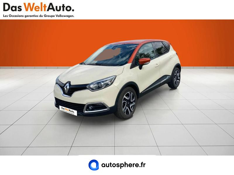 RENAULT CAPTUR 1.5 DCI 90CH STOP&START ENERGY LIFE ECO² - Photo 1