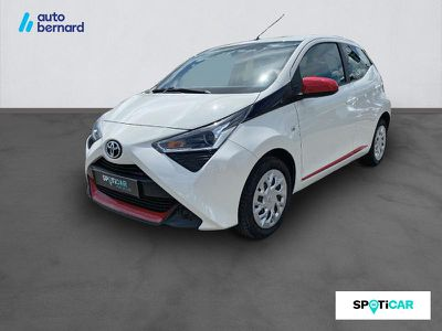 Toyota Aygo 1.0 VVT-i 72ch x-play x-app 5p MC18 occasion