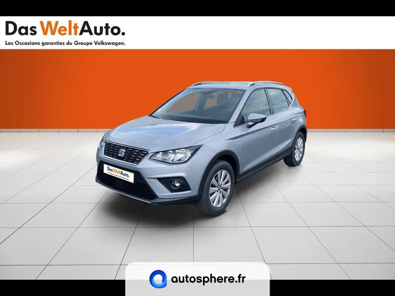 SEAT ARONA 1.0 ECOTSI 95CH START/STOP XCELLENCE EURO6D-T - Photo 1