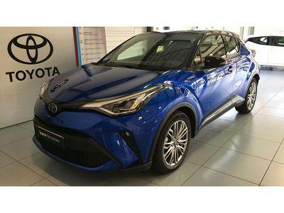 Toyota C-hr 184h Distinctive 2WD E-CVT MY20 occasion