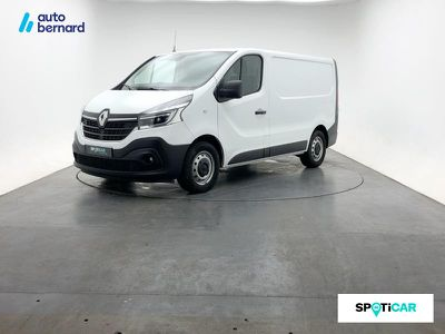 Renault Trafic L1H1 1000 2.0 dCi 145ch Energy Grand Confort E6 occasion