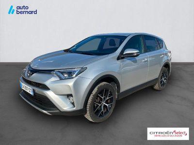 Leasing Toyota Rav4 143 D-4d Design 2wd