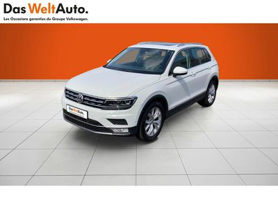 Leasing Volkswagen Tiguan 2.0 Tdi 150ch Bluemotion Technology Carat Dsg7