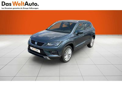 Seat Ateca 1.5 TSI 150ch Start&Stop Xcellence DSG 151g occasion