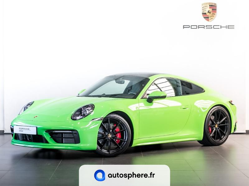 PORSCHE 911 (992) COUPE 3.0 450CH S - Photo 1