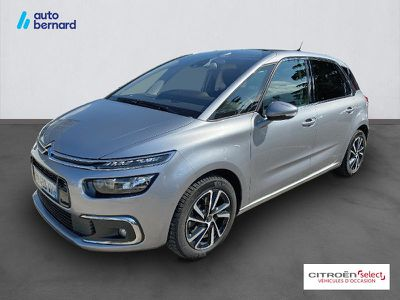 Citroen C4 Spacetourer BlueHDi 160ch S&S Shine EAT8 E6.d-TEMP occasion