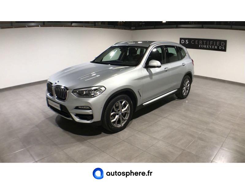 BMW X3 XDRIVE25DA 231CH XLINE EURO6C - Miniature 1