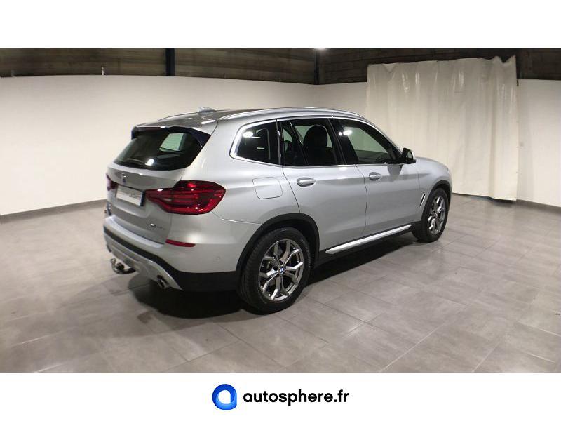 BMW X3 XDRIVE25DA 231CH XLINE EURO6C - Miniature 2