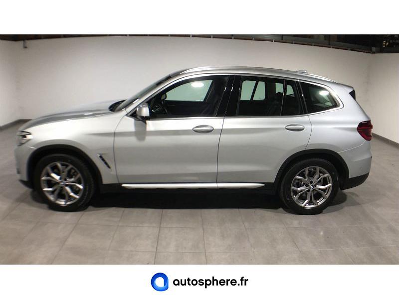 BMW X3 XDRIVE25DA 231CH XLINE EURO6C - Miniature 3