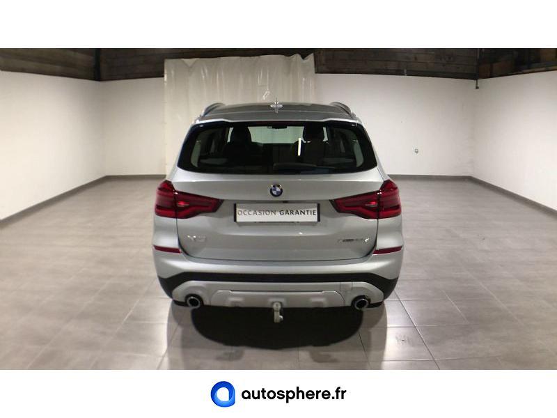 BMW X3 XDRIVE25DA 231CH XLINE EURO6C - Miniature 4