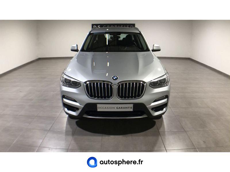 BMW X3 XDRIVE25DA 231CH XLINE EURO6C - Miniature 5