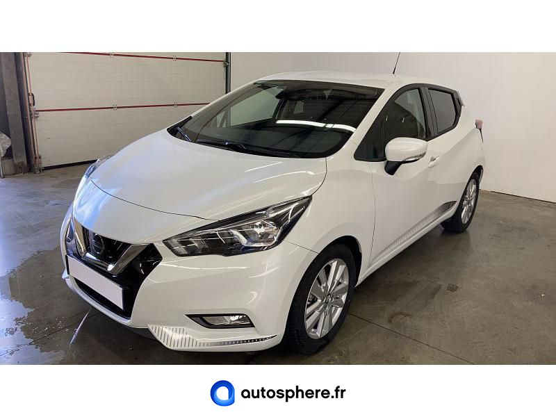 NISSAN MICRA 1.0 IG-T 100CH MADE IN FRANCE 2020 - Miniature 1