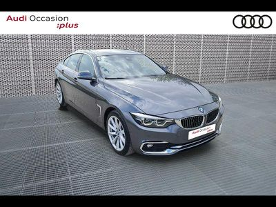 Bmw Serie 4 Gran Coupe 418d 150ch Luxury occasion