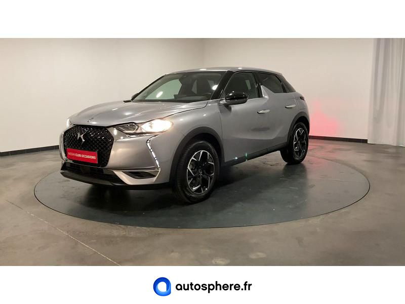 DS DS 3 CROSSBACK BLUEHDI 100CH SO CHIC - Miniature 1