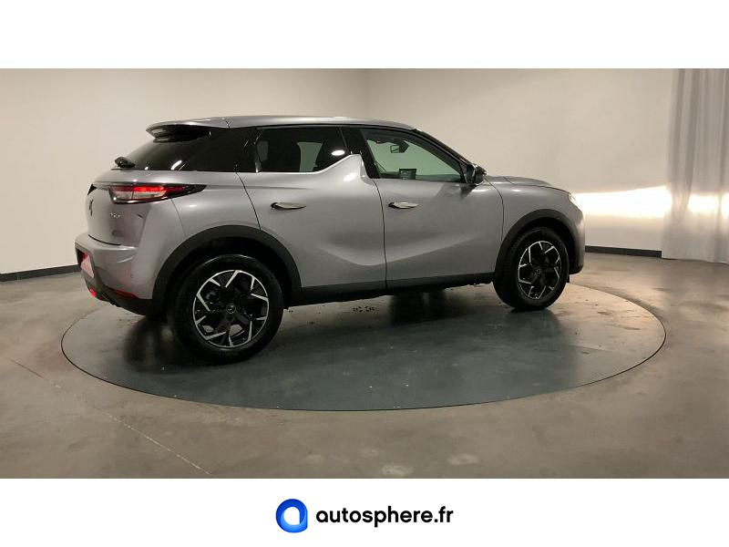 DS DS 3 CROSSBACK BLUEHDI 100CH SO CHIC - Miniature 2