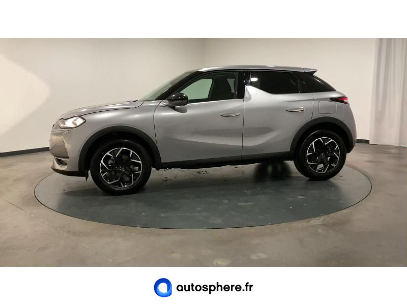 DS DS 3 CROSSBACK BLUEHDI 100CH SO CHIC - Miniature 3