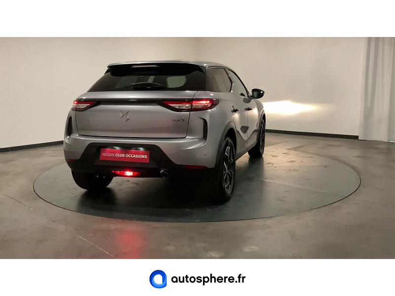 DS DS 3 CROSSBACK BLUEHDI 100CH SO CHIC - Miniature 4