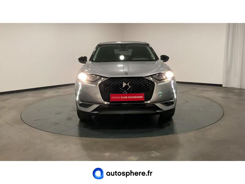 DS DS 3 CROSSBACK BLUEHDI 100CH SO CHIC - Miniature 5