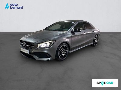 Mercedes Cla 180 d Fascination occasion
