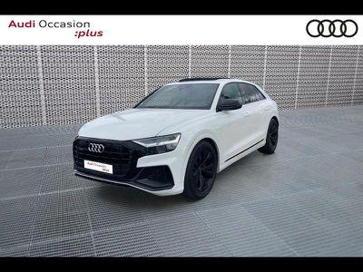 Audi Q8 50 TDI 286ch S line quattro tiptronic 8 occasion